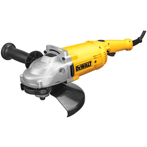 Dewalt DWE4519 9 in. 6,500 RPM 4 HP Angle Grinder with Trigger Lock-On