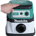 Makita XCV23Z 18V X2 (36V) LXT Brushless Lithium-Ion 4 Gallon Cordless Wet/ Dry Dust Extractor/ Vacuum (Tool Only) image number 3