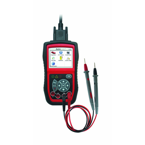 Autel MD808P AutoLink OBDII/EOBD Electrical Test Tool image number 0