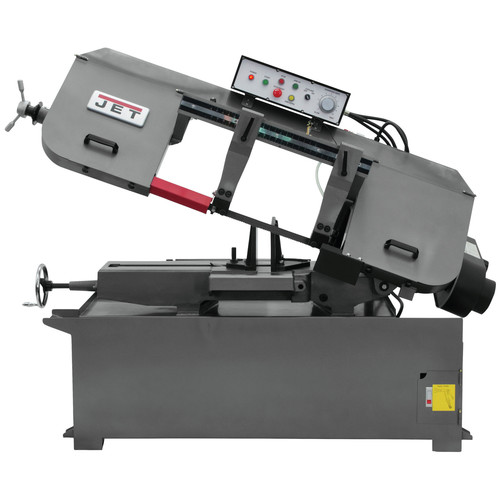 JET 414471 13 in. x 21 in. 3 HP 3-Phase Semi-Auto Horizontal Band Saw image number 0