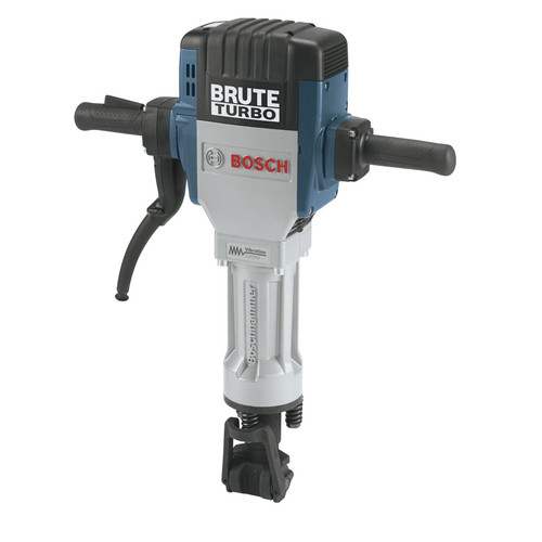 Factory Reconditioned Bosch BH2770VCD-RT 15 Amp 1-1/8 in. Hex Brute Breaker Hammer Turbo Deluxe Kit
