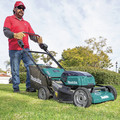 Makita XML08PT1 18V X2 (36V) LXT Lithium-Ion Brushless Cordless 21 in. Self-Propelled Commercial Lawn Mower Kit with 4 Batteries (5.0Ah) image number 18