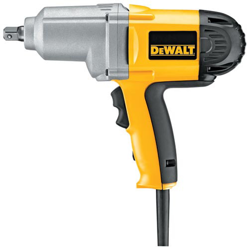 Factory Reconditioned Dewalt DW292KR 1/2 in. 7.5 Amp Impact Wrench Kit