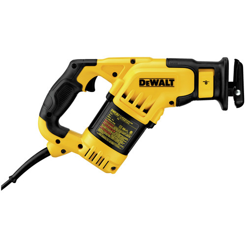Factory Reconditioned Dewalt DWE357R 1-1/8 in. 12 Amp Reciprocating Saw Kit image number 0