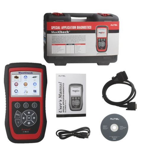 Autel MAXCHCKPRO MaxiCheck Single Application Diagnostics EPB/ABS, SRS, SAS, TPMS image number 0