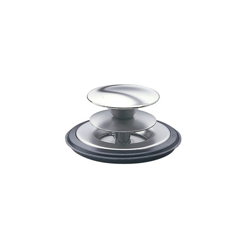 InSinkerator STP-DS SilverSaver Sink Stopper (Stainless Steel) image number 0