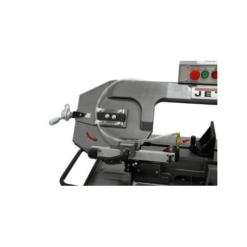 JET 414466 8 in. x 14 in. 1 HP 1-Phase Geared Head Horizontal Band Saw image number 1