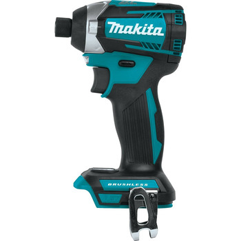 Makita XDT14Z LXT 18V Cordless Lithium-Ion 3-Speed Brushless 1/4 in. Impact Driver (Tool Only) image number 1