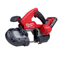 Milwaukee 2829-22 M18 FUEL Lithium-Ion Compact 3-1/4 in. Cordless Band Saw Kit (3 Ah) image number 3