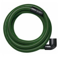 Festool 499742 32/27mm x 11.5 ft. Antistatic Hose with Rotating Connector