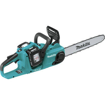 Makita XCU04PT 18V X2 (36V) LXT Lithium-Ion Brushless Cordless 16 in. Chainsaw Kit (5.0Ah)