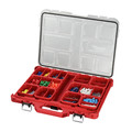 Milwaukee 8425-8431-BNDL PACKOUT Large Tool Box and Low-Profile Organizer Bundle image number 2