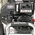 Simpson 60774 3,200 PSI 2.5 GPM Gas Pressure Washer Powered by KOHLER image number 4