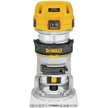 Dewalt DWP611 1-1/4 HP Variable Speed Premium Compact Router with LED