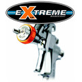 Iwata LPH400-144LVX 1.4mm Extreme Basecoat Air Spray Gun with Cup