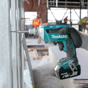 Factory Reconditioned Makita XSF03Z-R 18V LXT Cordless Lithium-Ion Brushless Drywall Screwdriver (Tool Only) image number 4