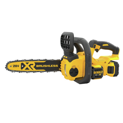 Dewalt DCCS620P1 20V MAX XR 5.0 Ah Brushless Lithium-Ion 12 in. Compact Chainsaw Kit image number 0