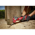 Milwaukee 2836-20 M18 FUEL Brushless Lithium-Ion Cordless Oscillating Multi-Tool (Tool Only) image number 14