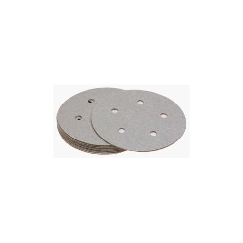 Porter-Cable 735500825 5 in. Five-Hole, 80-Grit Hook and Loop Sanding Discs (15-Pack)