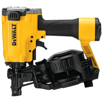 Dewalt DW45RN 15 Degree 1-3/4 in. Pneumatic Coil Roofing Nailer