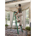 Louisville FS4006 6 ft. Type II 225 lbs. Load Capacity Fiberglass Step Ladder image number 2
