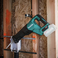 Makita GRJ01Z 40V Max XGT Brushless Lithium-Ion 1-1/4 in. Cordless Reciprocating Saw (Tool Only) image number 7