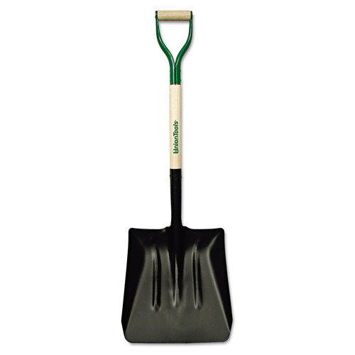Union Tools 54109 27 in. D-Handle #2 Steel Coal Shovel image number 0