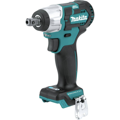 Makita WT06Z 12V max CXT Lithium-Ion Brushless 1/2 in. Square Drive Impact Wrench (Tool Only) image number 0