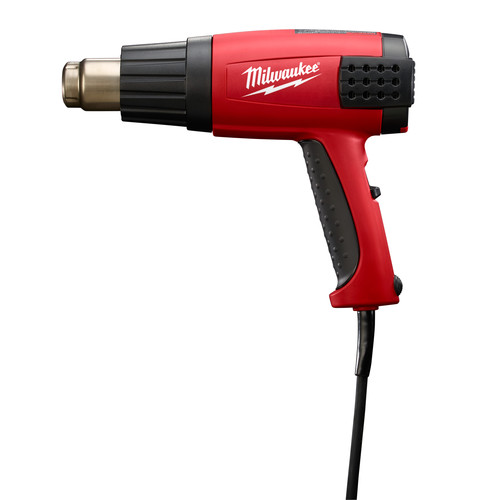Milwaukee 8988-20 Variable Temperature Heat Gun, 90 degrees F - 1,050 degrees F, with Digital Display