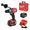 Milwaukee 2804-22 M18 FUEL 1/2 in. Hammer Drill Kit