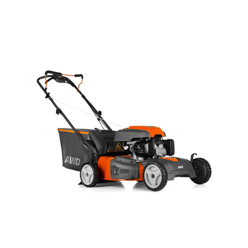 Husqvarna HU800AWD 22 in. Gas 3-in-1 Variable-Speed All Wheel Drive Self-Propelled Lawn Mower