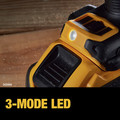 Dewalt DCK2100P2 20V MAX Brushless Cordless 1/2 in. Hammer Drill Driver / Impact Driver Combo Kit (5 Ah) image number 8