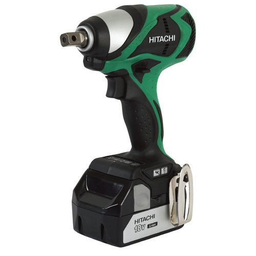 Hitachi WR18DBDL 18V Cordless Lithium-Ion Brushless 1/2 in. Impact Wrench