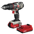 Porter-Cable PCC620LB 20V MAX Lithium-Ion 2-Speed 1/2 in. Cordless Hammer Drill Kit (2 Ah) image number 2