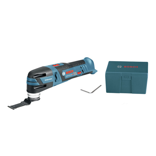 Bosch GOP12V-28N 12V Max EC Brushless Starlock Oscillating Multi-Tool (Tool Only) image number 0