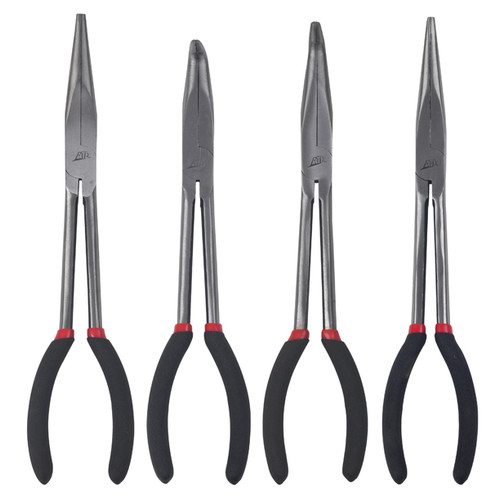 ATD 814 4 pc. XL 11 in. Needle Nose Plier Set image number 0