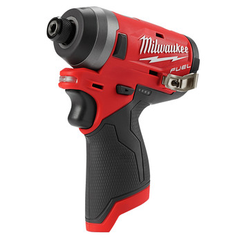 Milwaukee 2553-20 M12 FUEL 1/4 in. Hex Impact Driver (Tool Only) image number 1
