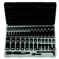 Grey Pneumatic 81659CRD 59-Piece 3/8 in. Drive 6-Point SAE/Metric Standard and Deep Duo-Socket Set image number 1