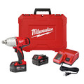 Milwaukee Impact Drivers and Wrenches