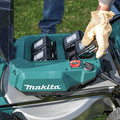 Makita XML08PT1 18V X2 (36V) LXT Lithium-Ion Brushless Cordless 21 in. Self-Propelled Commercial Lawn Mower Kit with 4 Batteries (5.0Ah) image number 24