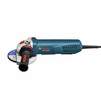 Factory Reconditioned Bosch GWS13-50VSP-RT 13 Amp 5 in. High-Performance Variable Speed Angle Grinder with Paddle Switch image number 1