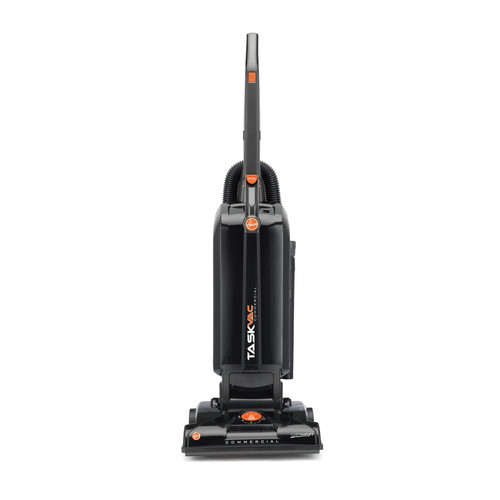 Hoover Commercial CH53005 Task Vac 12 Amp Hard Bag Lightweight Upright Vacuum image number 0
