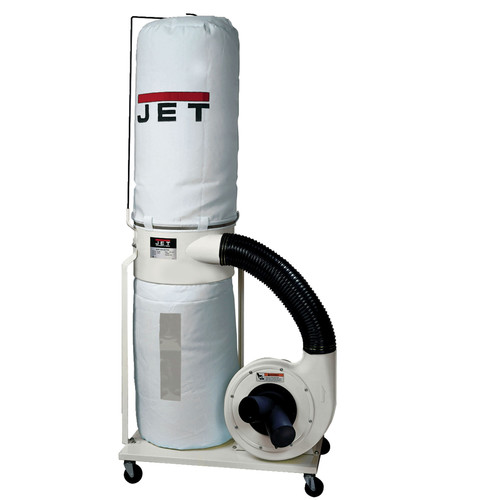 JET DC-1200VX-BK3 Vortex Dust Collector 2HP 3PH 230/460V30-Micron Bag Filter Kit