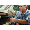 Bosch PS22-02 12V Max Lithium-Ion EC Brushless 2-Speed 1/4 in. Cordless Pocket Driver Kit (2 Ah) image number 6