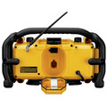 Dewalt DC012 7.2 - 18V XRP Cordless Worksite Radio and Charger (Tool Only) image number 2