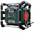Bosch PB360C 18V Cordless Lithium-Ion Power Box Jobsite AM/FM Radio/Charger/Digital Media Stereo (Tool Only) image number 1