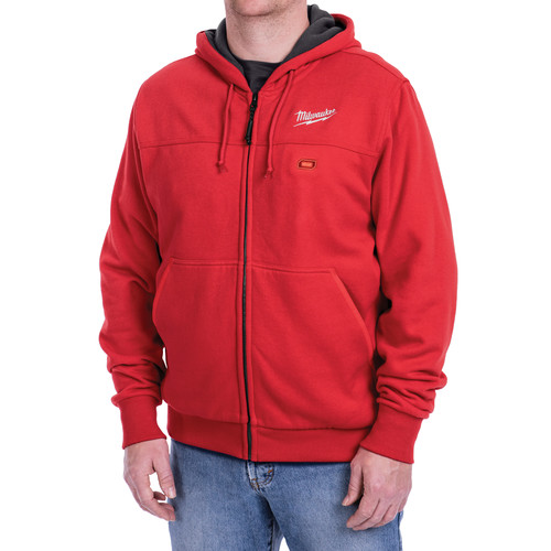 Milwaukee 302R-20M M12 12V Li-Ion Heated Hoodie (Jacket Only) - Medium image number 0