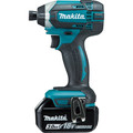 Makita XT505 18V LXT Lithium-Ion 5-Tool Cordless Combo Kit (3 Ah) image number 12