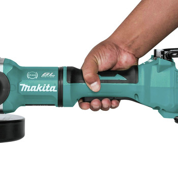 Factory Reconditioned Makita XAG12Z1-R 18V X2 LXT Lithium-Ion (36V) Brushless Cordless 7 in. Paddle Switch Cut-Off/Angle Grinder, with Electric Brake (Tool Only) image number 2