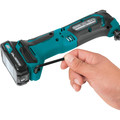 Makita MT01R1 12V max CXT Lithium-Ion Multi-Tool Kit image number 1